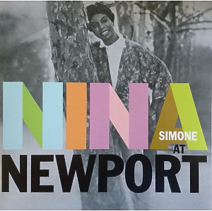 Nina Simone - Nina At Newport (LP Reissue)