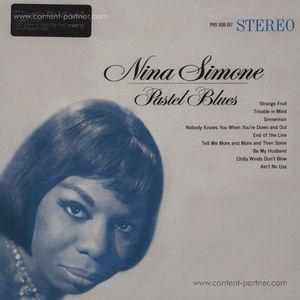Nina Simone - Pastel Blues (LP+ MP3)