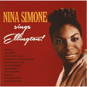 Nina Simone - Sings Duke Ellington (Ltd. Coloured LP reissue)