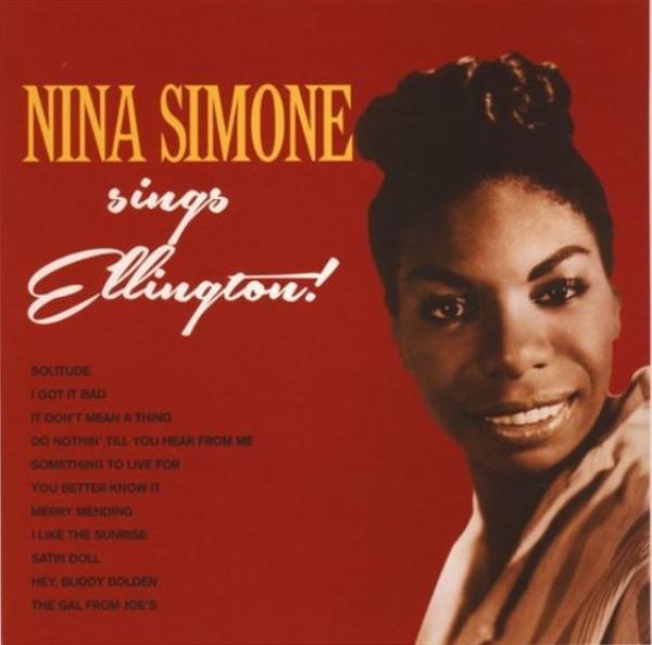 Nina Simone - Sings Duke Ellington (Ltd. Coloured LP reissue)