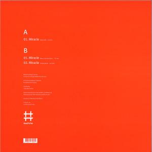 Ninetoes - Miracle (Back)