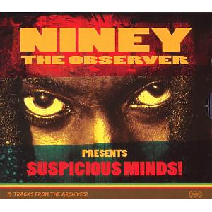 Niney The Observer - Niney The Observer Presents Suspicious M