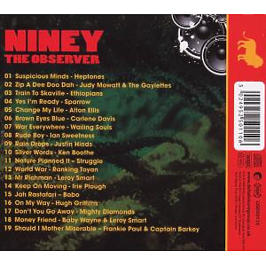 Niney The Observer - Niney The Observer Presents Suspicious M (Back)