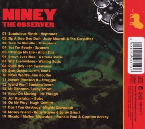 Niney The Observer - Niney The Observer Presents Suspicious M (Back)