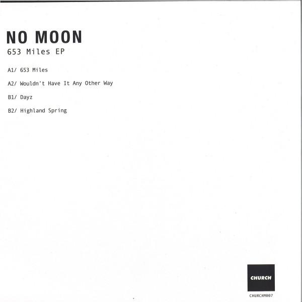 No Moon - 653 Miles (Back)