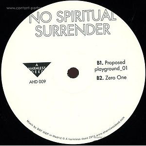 No Spiritual Surrender - Devoted To The Art Of Moving