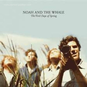 Noah And The Whale - The First Days Of Spring (LP)