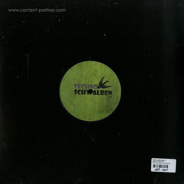 Noise & Breithaupt - Dizzy On The Sofa (Back)