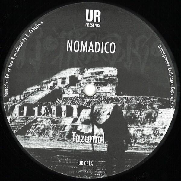 Nomadico - The Nomadico EP