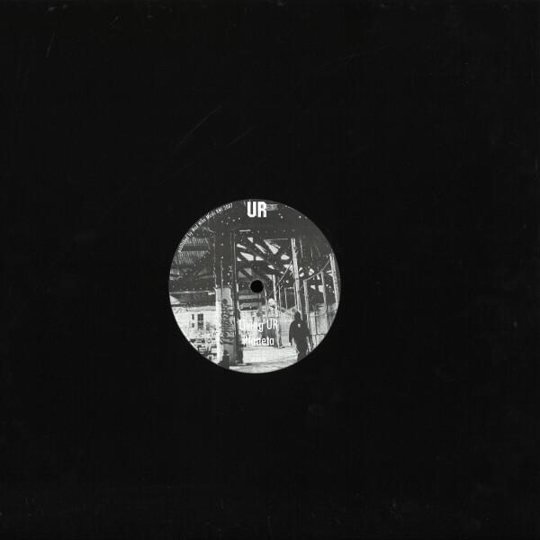 Nomadico - The Nomadico EP (Back)