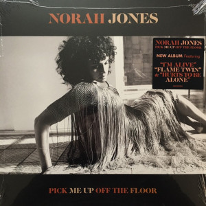 Norah Jones - Pick Me Up off the Floor (LP)