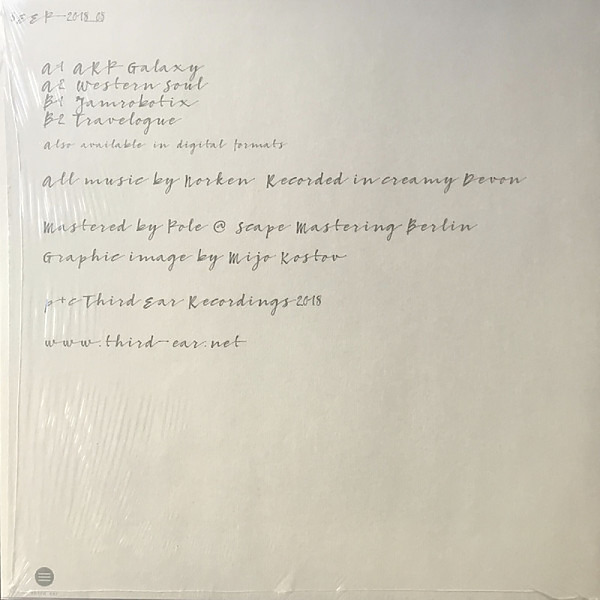 Norken - Eternal Influences EP (Back)