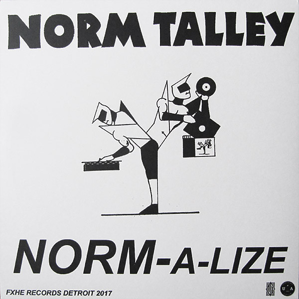 Norm Talley - Norm-a-lize (Back)