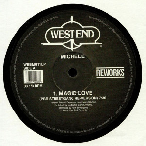 North End, Michele - Kind Of Life, Kind Of Love / Magic Love (PBR Stree