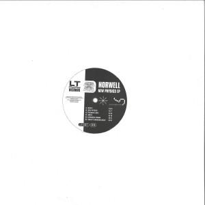 Norwell - New Physics EP (Back)