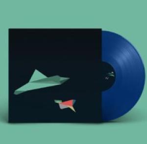 Nosaj Thing - Drift (Ltd. Blue Transp. Vinyl LP)
