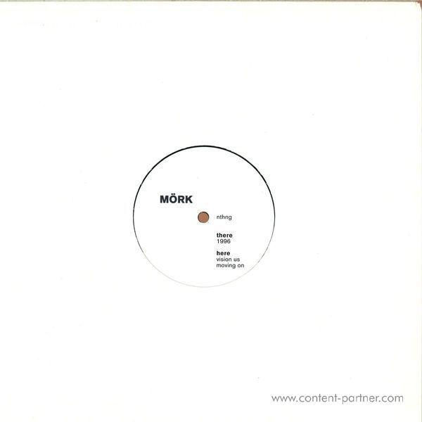 Nthng - 1996 (Vinyl Only) Repress 2016 (Back)