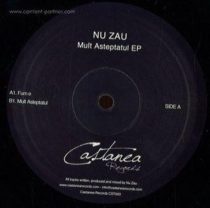 Nu Zau - Mult Asteptatul (Vinyl Only)