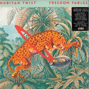 Nubiyan Twist - Freedom Fables (Ltd. Green Vinyl 2LP)