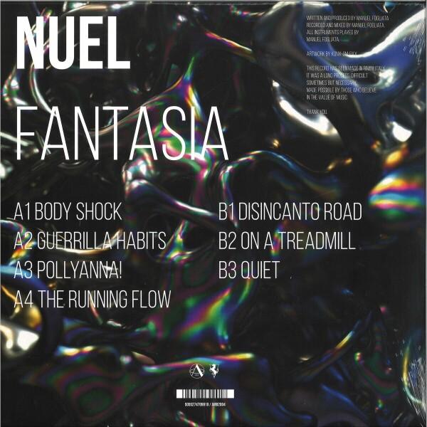 Nuel - Fantasia (Back)