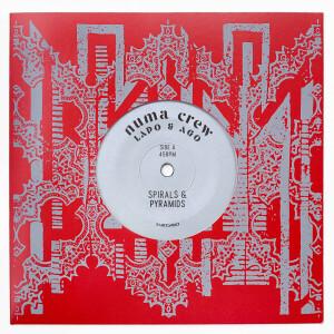 Numa Crew (Lapo & Ago) - Spirals & Pyramids / Shot The King
