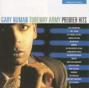 Numan,Gary - Premier Hits
