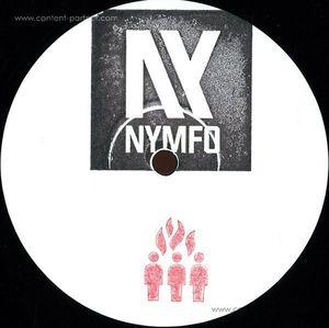 Nymfo - Brain Feeder EP
