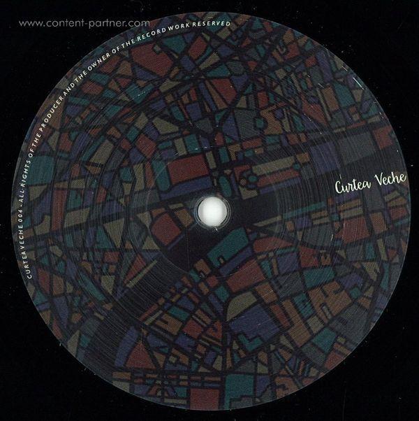 O. B. S. - Rewind EP (Vinyl Only)