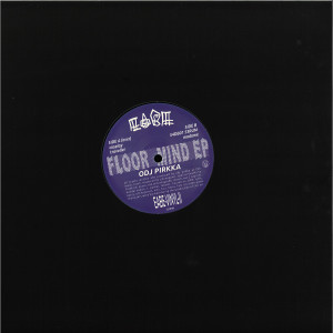 ODJ Pirkka - Floor Mind EP (Back)
