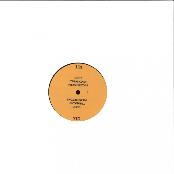 OGEID - Trifasico EP (incl. Funk E RMX) (Back)