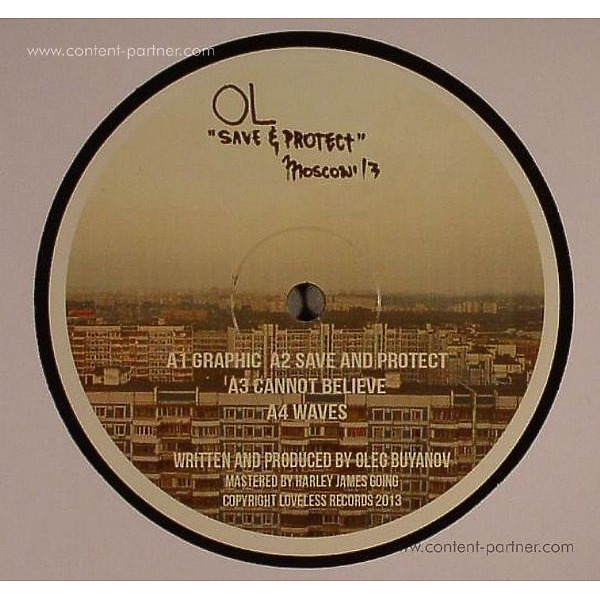OL - Save and Protect EP