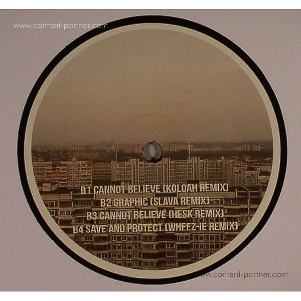 OL - Save and Protect EP (Back)