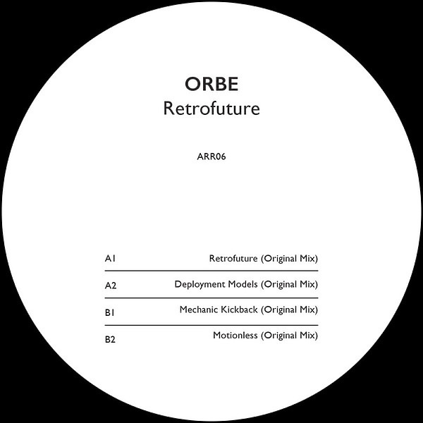 ORBE - Retrofuture EP