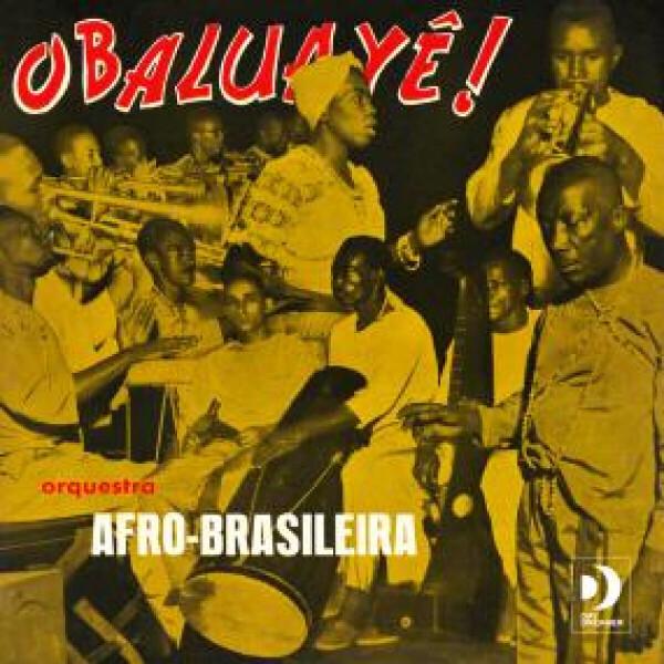 ORQUESTRA AFRO BRASILEIRA - OBALUAYE