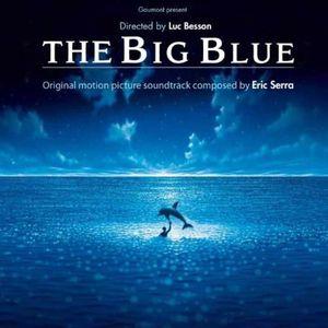 OST / Eric Serra - The Big Blue - Im Rausch der Tiefe (2LP)