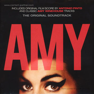 OST / Various Artists - Amy (2LP)