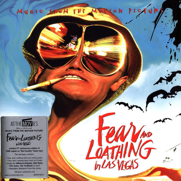 OST / Various Artists - Fear And Loathing in Las Vegas (Ltd. 2LP)