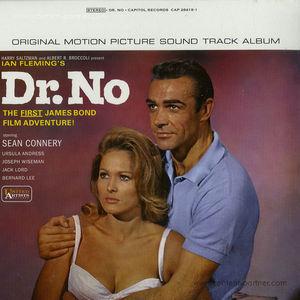 OST / Various Artists - James Bond 007: Dr. No