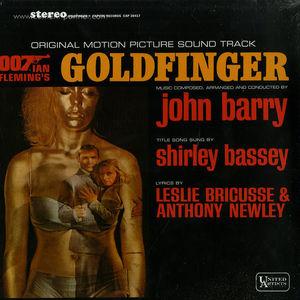 OST / Various Artists - James Bond 007: Goldfinger