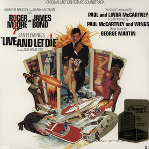 OST / Various Artists - James Bond 007: Live and let Die