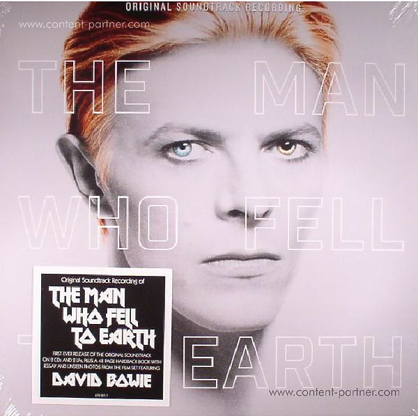 OST / Various - The Man Who Fell To Earth (Ltd. Super Deluxe Box)