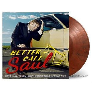 O.S.T. - Better Call Saul (TV Series 1&2) (Ltd. Red Vinyl)