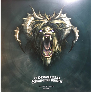 "O.S.T. - Oddworld: Stranger's Wrath (Ltd. Coloured 2LP+7"") (Back)"