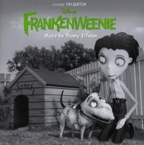 OST/Elfman,Danny (Composer) - Frankenweenie