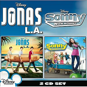 OST/Jonas Brothers/Various - Jonas L.A.+Sunny With A Chan