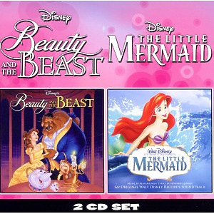 OST/Various - Beauty And The Beast+The Little Mermaid