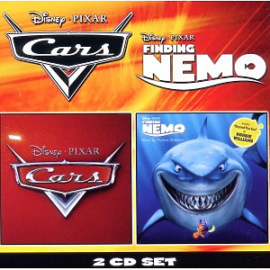 OST/Various - Cars+Finding Nemo