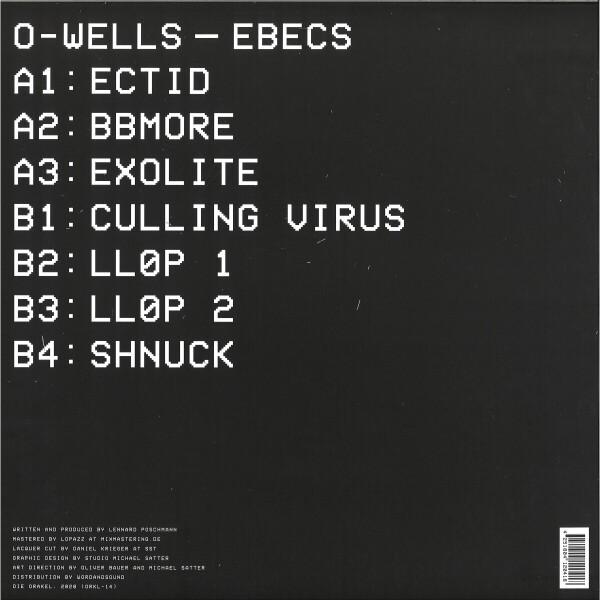 O-Wells - Ebecs (Back)