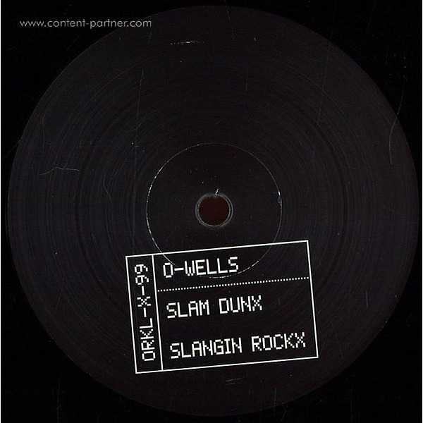 O-Wells - Orakel-X-files 1 (Vinyl Only)