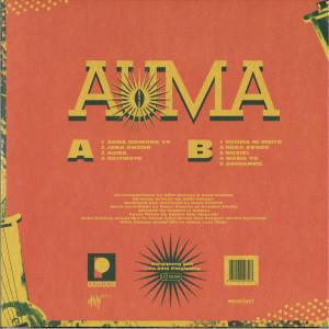 Odd Okoddo (Olith Ratego/Sven Kacirek) - Auma (Back)